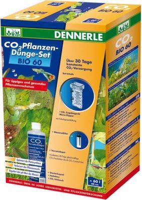 Dennerle CO2 Pflanzen-Dunge-Set BIO 60 комплект для удобрения растений
