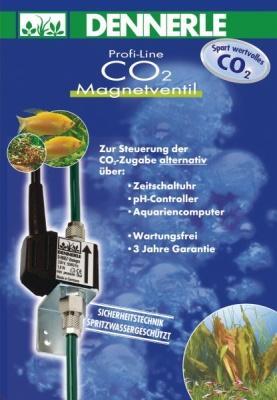Dennerle электромагнитный клапан для регулирования подачи СО2 Profi-Line Magnetventil, 2970