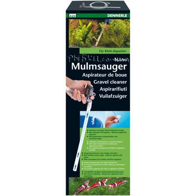 Dennerle Nano Mulmabsauger – сифон для очистки грунта, 5878