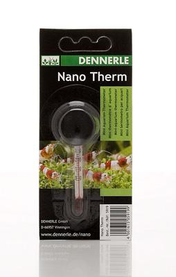 Dennerle Nanotherm - термометр для мини аквариума, 5919