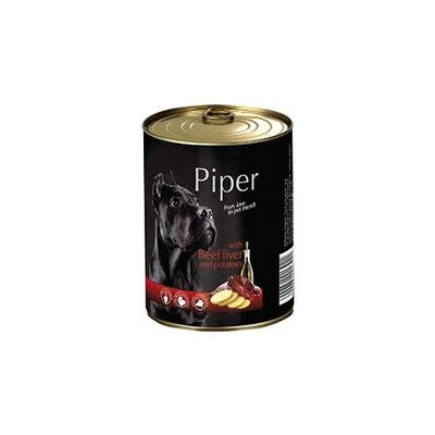 Dolina Noteci Piper консерва для собак с говяжьей печенью и картофелем, 800 г