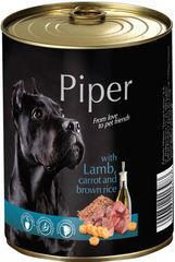 Dolina Noteci Piper консерва для собак с ягненком, морковкой и коричневым рисом 800 г