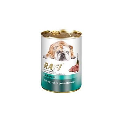 Dolina Noteci Rafi pate консерва для собак, паштет из мяса ягненка 800 г