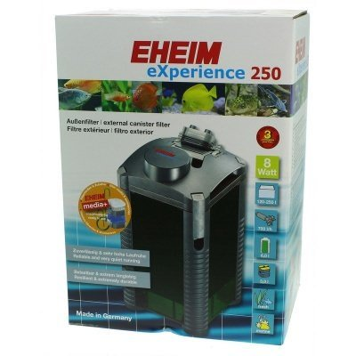 Eheim eXperience 250 внешний фильтр для аквариумов до 250 л