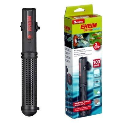 Eheim Thermopreset 100 нагреватель без регулятора для аквариумов от 100 до 150 л