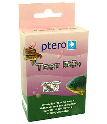 Ptero Тест PO4 фосфаты