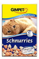 GimCat (Gimpet) Schnurries