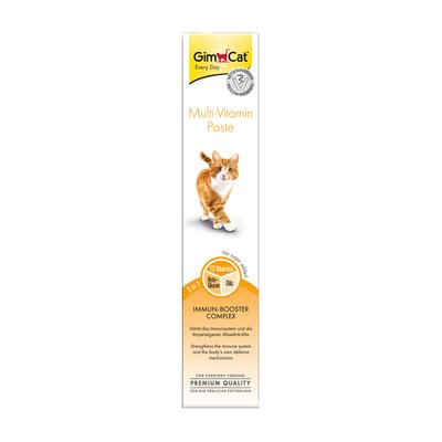 Gimpet Multi-vitamin - мультивитаминная паста для котов 50 гр