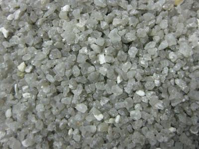 Грунт для аквариума кварц серый 1,5-3,5 мм, 1 кг