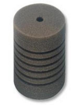 Губка круглая мелкопористая №8+, 11x20 см