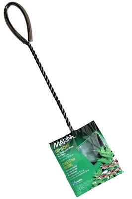Hagen №11260 - сачок для аквариума, сетка 5 см, ручка 20 см