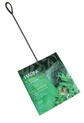 Hagen №11267 - сачок для аквариума, сетка 20 см, ручка 40 см