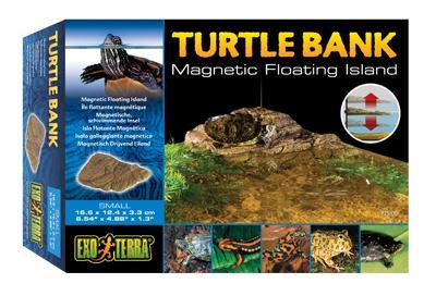 Плавающий островок для черепах Hagen Exo Terra Turtle Bank PT3800 маленький