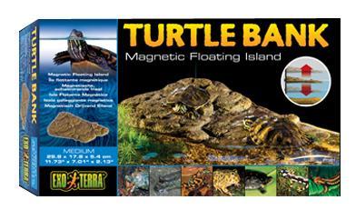 Плавающий островок для черепах Hagen Exo Terra Turtle Bank PT3801 средний