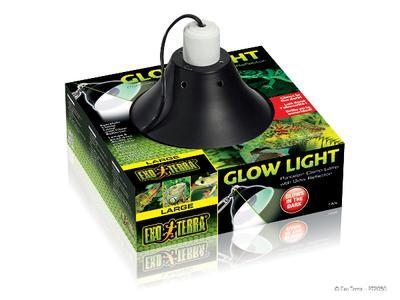 Hagen ExoTerra Glow Light, PT-2056 - керамический плафон
