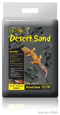 Hagen ExoTerra PT-3101 песок черный 4.5 кг