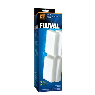 Hagen Fluval FX5 фильтрующий вкладыш 2 шт в комплекте