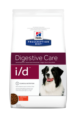 Hill's PD Canine I/D Digestive Care корм для собак при заболеваниях ЖКТ, панкреатите 2 кг