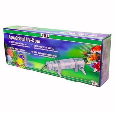 JBL AquaCristal 36Вт - стерилизатор, 60354