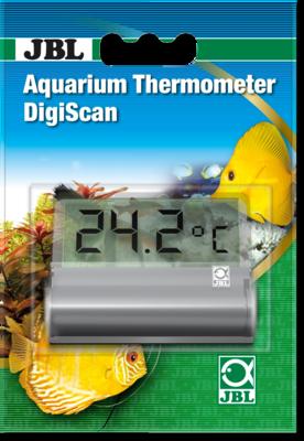 Термометр аквариумный жидкокристаллический JBL Aquarium Thermometer DigiScan