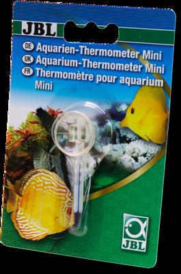 Маленький стеклянный градусник в аквариум JBL Aquarium Thermometer Mini