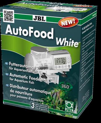 Кормушка аквариумная автоматическая JBL AutoFood Black электронная белая