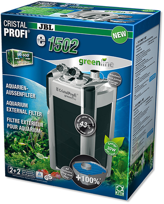 JBL CristalProfi e1502 внешний фильтр для аквариума