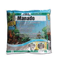 JBL Manado 25 л - грунт для аквариумов с живыми растениями, 67025