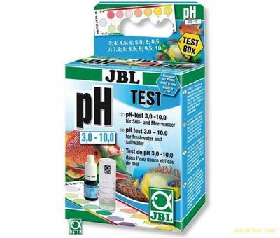 JBL pH Test-Set 3.0 – 10.0 - набор для контроля значения рН, 25342