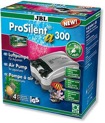 JBL ProSilent a300 – компрессор для аквариумов до 400 л, 60543
