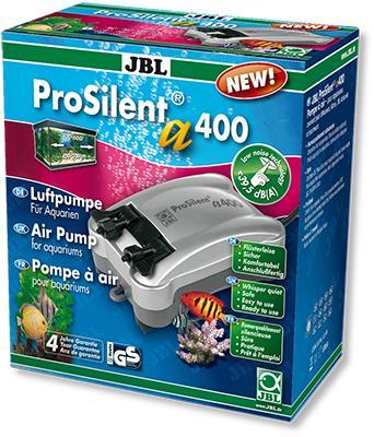 JBL ProSilent a400 – компрессор для аквариумов до 600 л, 60544