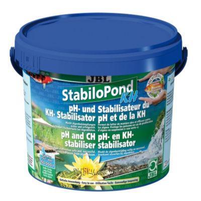 JBL StabiloPond KH 250 гр – стабилизатор кислотности, 27317