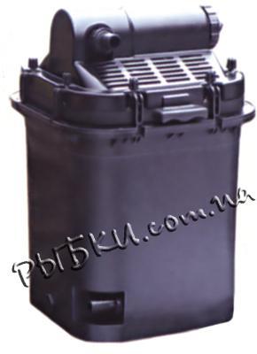 Jebo 955 - напорный прудовый фильтр с УВ стерилизатором