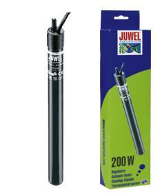 Juwel 200 Вт – аквариумный обогреватель с терморегулятором, 85610