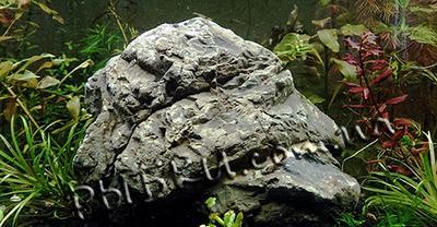 Камень декоративный Базальт карпатский. Цена за 1 кг (минимальный камень около 2-3 кг).