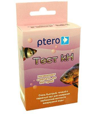 Ptero Тест kH карбонатная жесткость