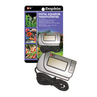 KW Zone Dophin Thermometer - электронный градусник
