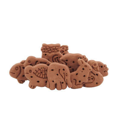 Lolopets лакомство для собак фигурные крокеты шоколадные 210 г