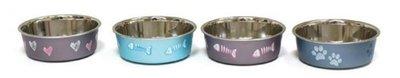 Миска Croci Roxy глазурь 0,45 л, 14см