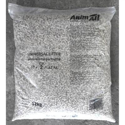 AnimAll древесный - наполнитель для туалетов, 12 кг, 49162