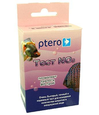 Тест для аквариума на нитраты Ptero Тест NO3
