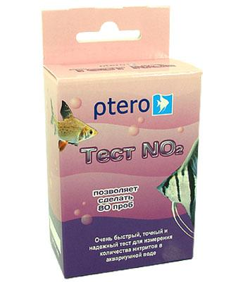 Ptero Тест NO2 нитриты