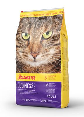 Josera Culinesse супер премиум корм для привередливых котов, 2 кг