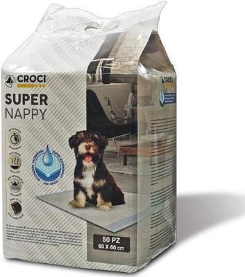 Пеленки для собак Croci Super nappy 60х40см 50 шт