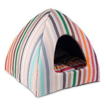 Природа Каприз дом-лежак для кота, 38х38х36 см