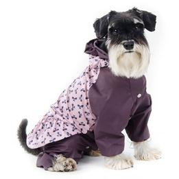 Природа Келли - дождевик для собак, размер XS2