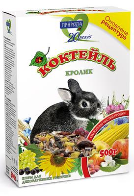 Природа Коктейль для грузынов Кролик, 500г
