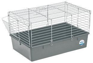 Природа Кролик 70 клетка для крупных декоративных грызунов, 70х45х40 см