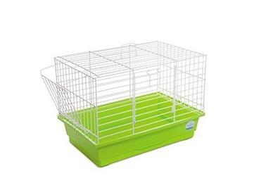 Природа Кролик Мини клетка для крупных декоративных грызунов, 44х27х30 см