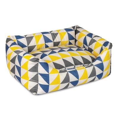 Природа Labyrinth лежак для собак №3, 65х45х20 см